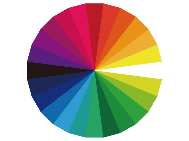補色の解説画像|似合う袴とは