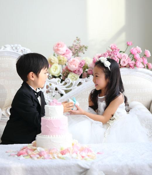 子供用タキシード&ドレス