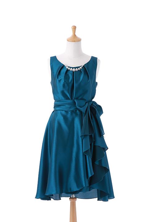 タックネックバルーンドレス2WAY